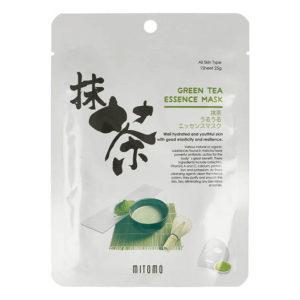 Maska z Wyciągiem z Zielonej Herbaty