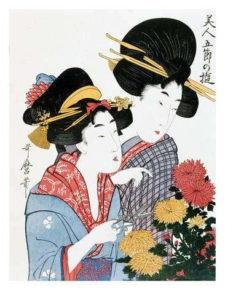 Ukiyo-e - opakowania z historią.