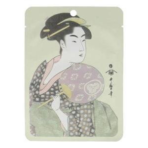 Maska z Mleczkiem Pszczelim i Kwiatem Wiśni Japońskiej