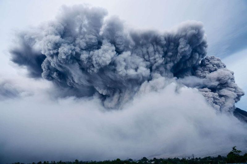 Pył wulkaniczny w kosmetykach